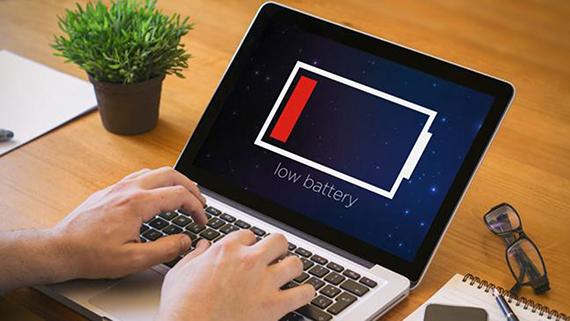 Kiểm tra Pin Laptop