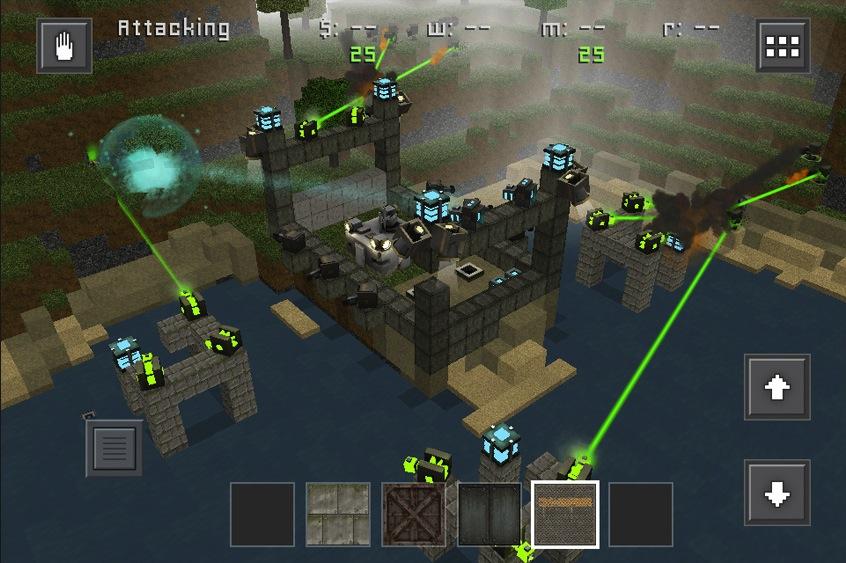 Game Block Fortress cho macbook