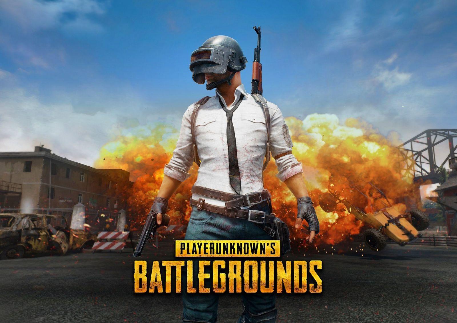 Game Pubg cho macbook