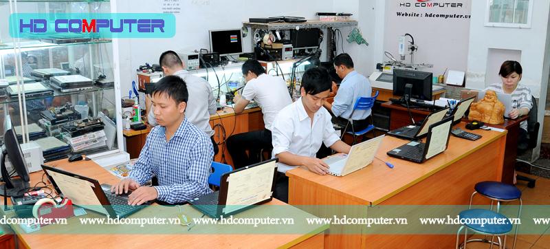 HDcomputer là đơn vị sửa chữa Macbook uy tín được khách hàng tin tưởng sử dụng dịch vụ