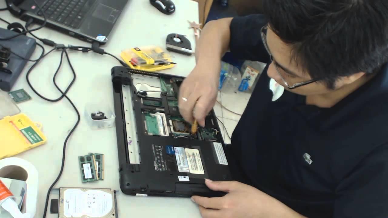 Sửa laptop tại Quận 1 Tp. HCM