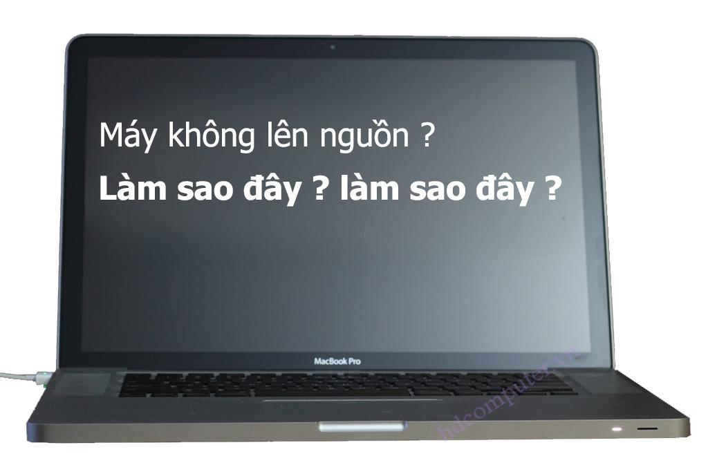 Dịch vụ sửa Macbook Pro không lên nguồn Uy tín - Tân tâm