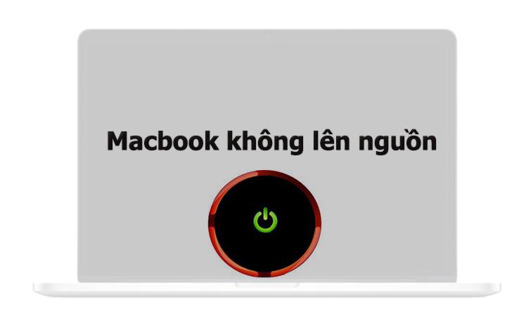 Hướng dẫn cách sửa chữa Macbook không lên nguồn