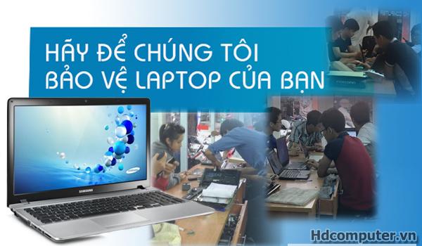 Dịch vụ sửa chữa Laptop tại nhà uy tín