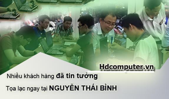 Trung tâm sửa Laptop uy tín tại HCM - Re