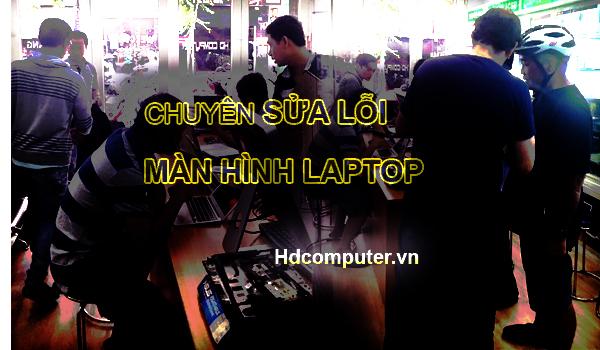 5 lỗi màn hình Laptop cơ bản thường gặp