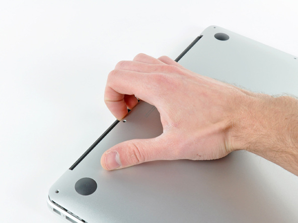 Hướng dẫn tháo quạt tản nhiệt cho Macbook Air
