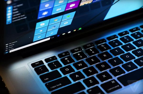 Cách cài đặt Windows 10 trên Macbook