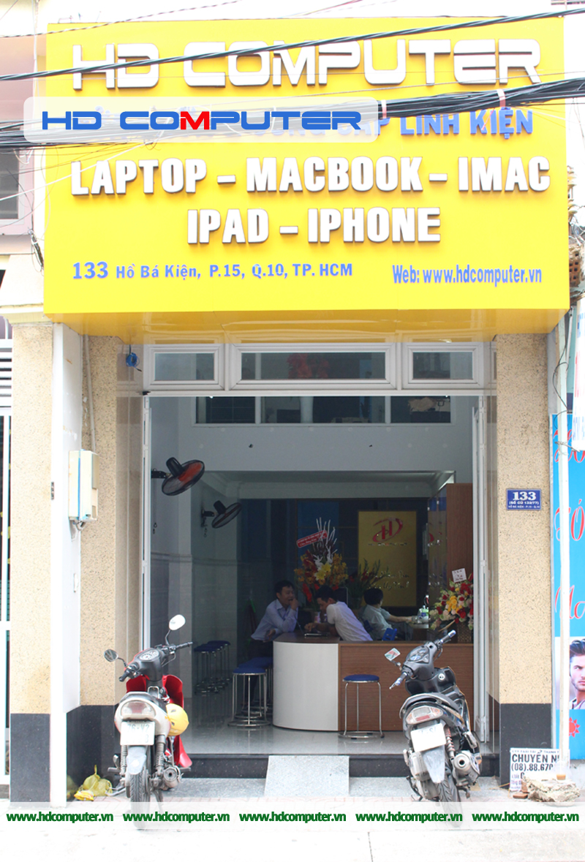 Dịch vụ sửa IPhone - IPad uy tín tại HDcomputer