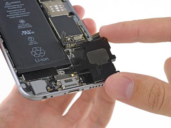 Hướng dẫn thay loa cho IPhone 6