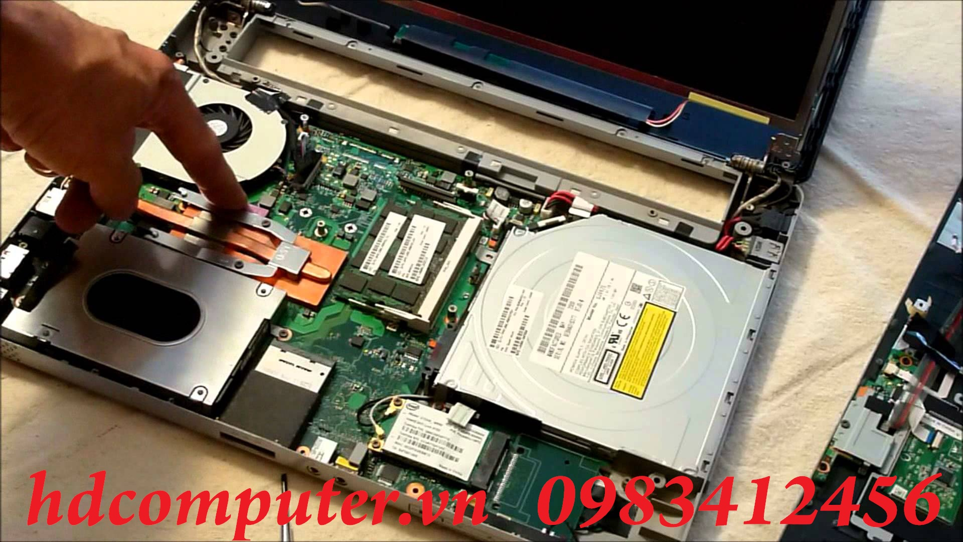 Sửa Laptop Toshiba tại HCM