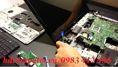 Dịch vụ sửa Laptop tại HDcomputer - Re