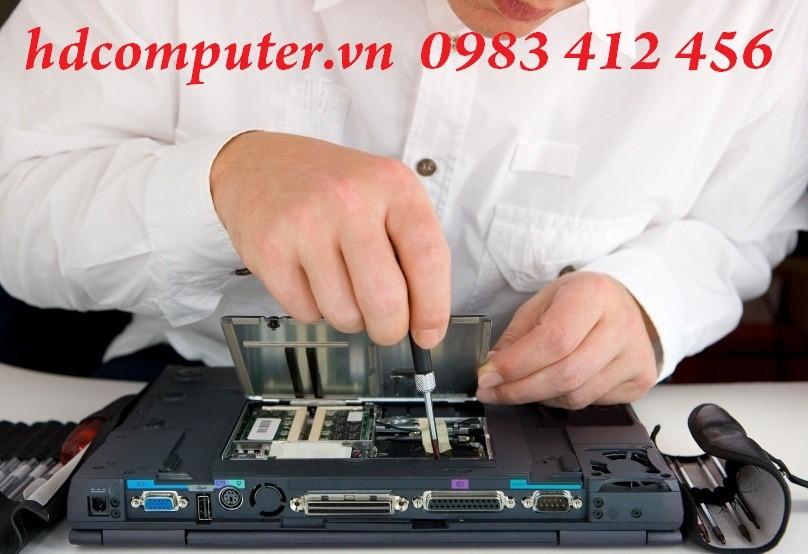 Sửa Laptop Sony HCM