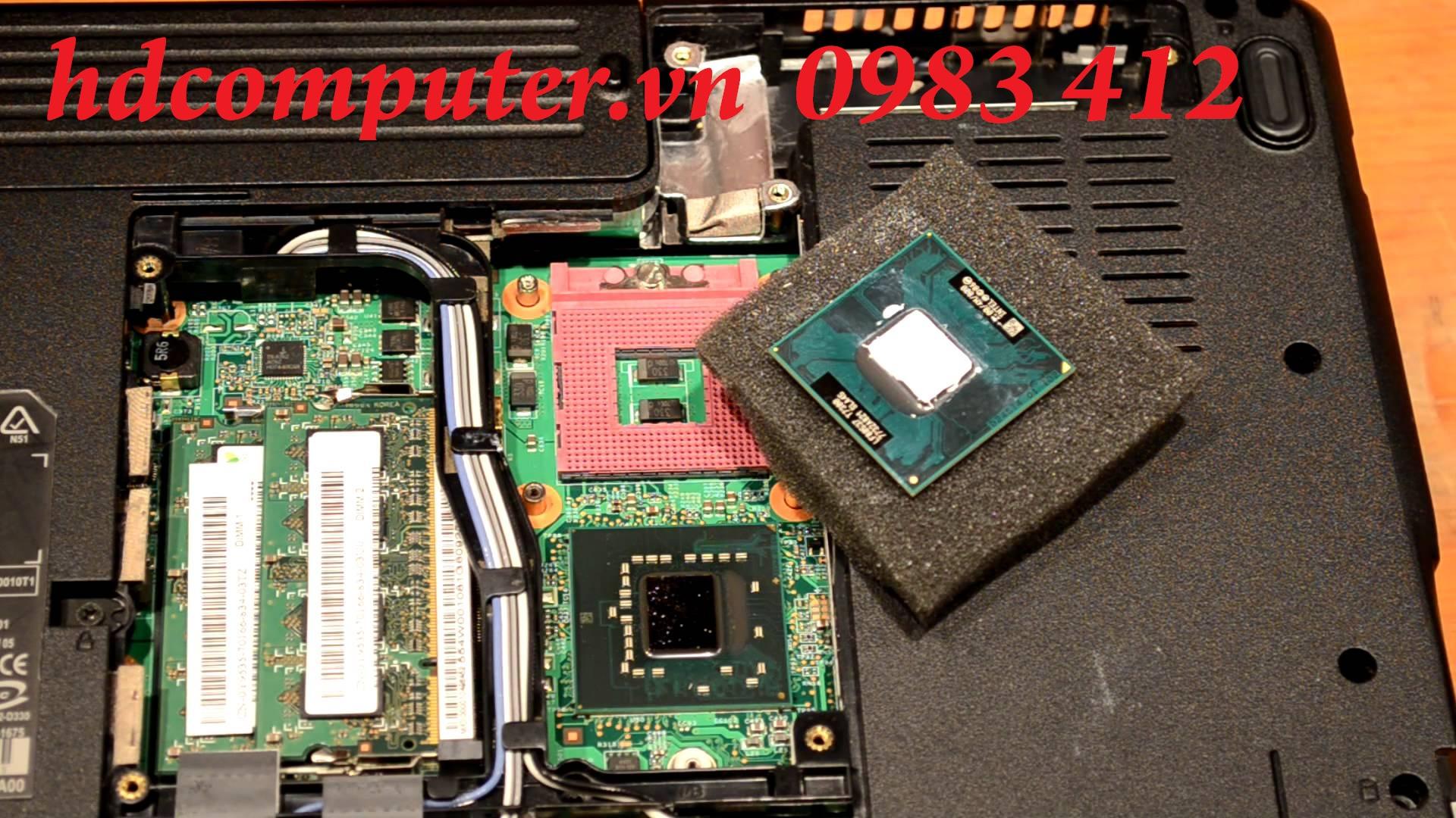 Sửa chữa Laptop Dell tại HCM