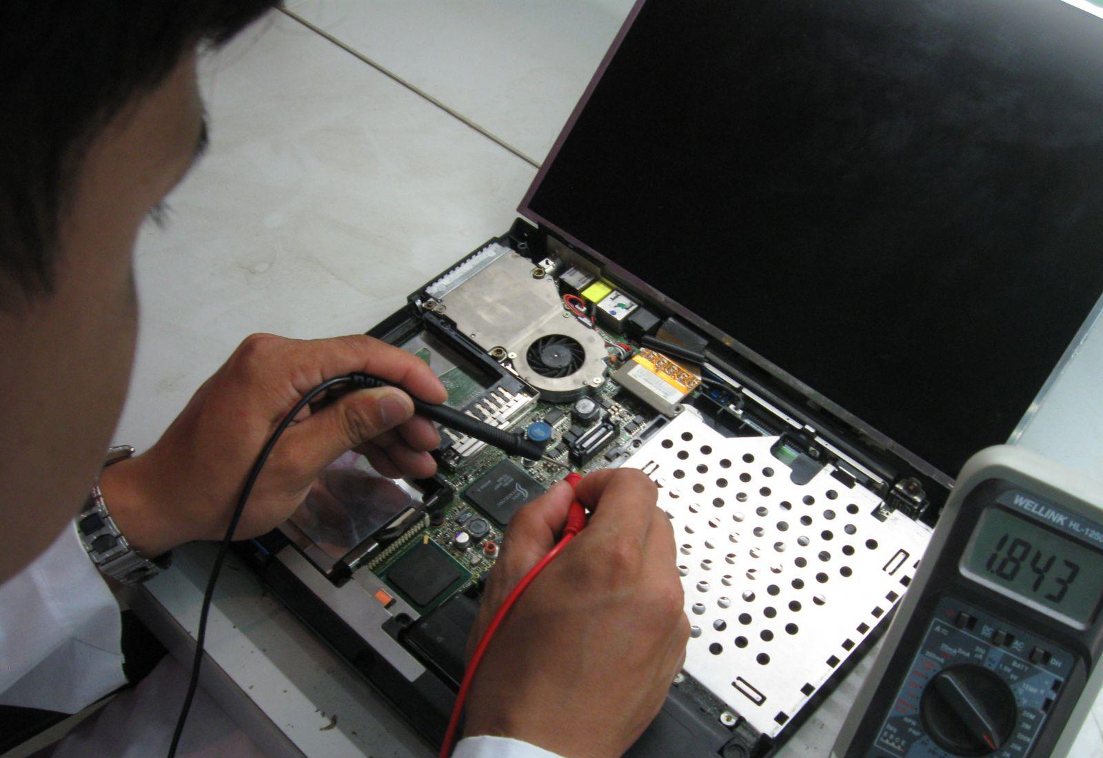 Sửa laptop tại Quận 10 Tp. HCM