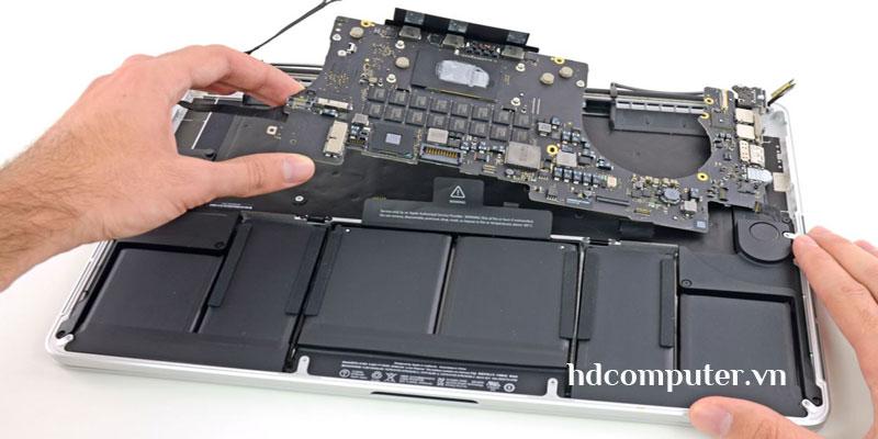 Sửa Chữa Macbook Uy tín HCM