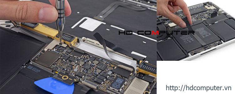 Địa chỉ sửa Macbook Uy tín HCM