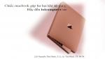 Dịch vụ sửa Macbook Lấy ngay - Nhanh chóng - Chuyên nghiệp