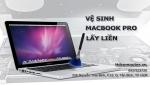 Hướng dẫn vệ sinh máy Macbook Pro đúng cách