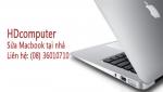 Dịch vụ sửa chữa Macbook tại nhà