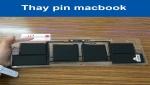 Dịch vụ thay pin Macbook air quận Tân Bình