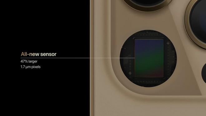 iPhone 12 Pro Max và 12 Pro được hỗ trợ mạng 5G  với màn hình lớn hơn