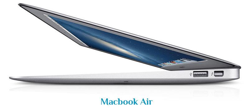 Những vấn đề thường gặp khi sử dụng macbook air