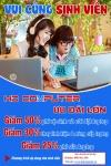 Sữa chữa laptop giá ưu đãi cho sinh viên tại tphcm