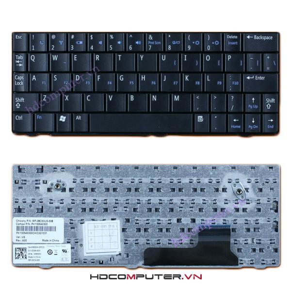 Bàn phím Laptop Dell Mini 9, 910, VOSTRO A90