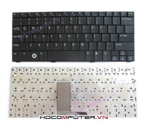 Bàn phím Laptop DELL Mini 10 ( Inspiron 1010, 1011,1101 )