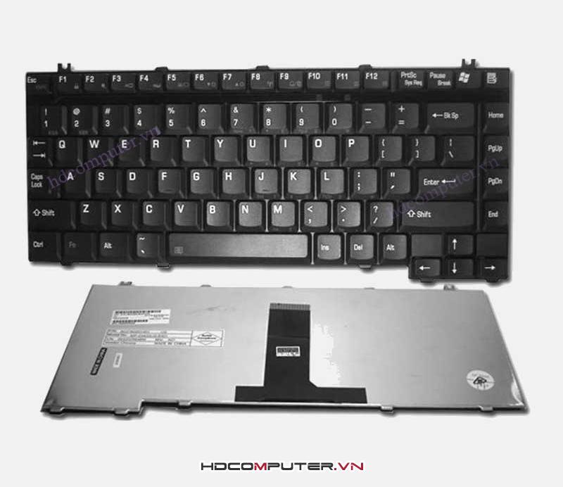 Bàn phím Laptop Toshiba NB100 Mini