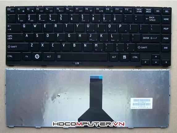 bàn phím Toshiba satellite R800 R845 new