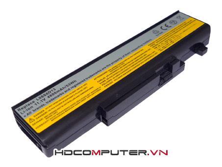 Pin Laptop Lenovo IDEAPAD Y450, Y550
