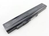 Pin laptop MSI CR640DX 4400mAH